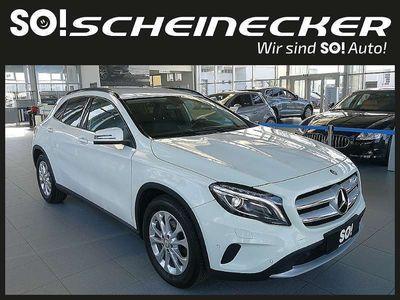 gebraucht Mercedes GLA200 CDI Aut.