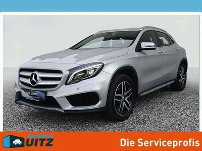 gebraucht Mercedes GLA200 d ***AMG-Line***