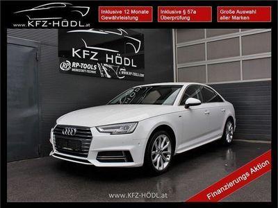 gebraucht Audi A4 1,4 TFSI Sport S-tronic