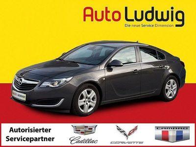 gebraucht Opel Insignia 1,6 CDTI ecoflex Edition Start/Stop System