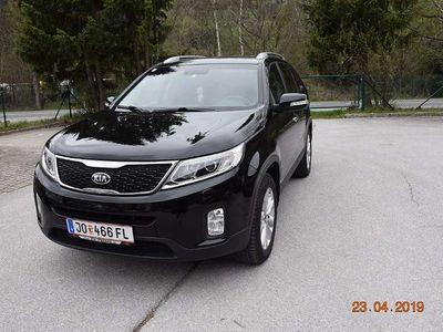 gebraucht Kia Sorento 2,2 CRDI 4WD SUV / Geländewagen,