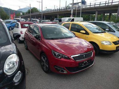 brugt Peugeot 308 1,2 PureTech GT Line S&S Automatic