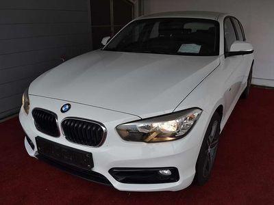 gebraucht BMW 116 1er-Reihe (F20) Sport Line