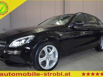 brugt Mercedes C250 d T Aut. LED/Pano./Standhzg./ACC..!GARANTIE-GRATI