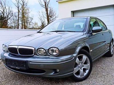 gebraucht Jaguar X-type 2,0 Sport **2.Besitz-Service NEU**