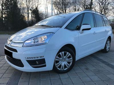 brugt Citroën Grand C4 Picasso C4 Picasso 1,6 eHDi Airdream EGS6 Jubiläums Collection Kombi / Family Van,