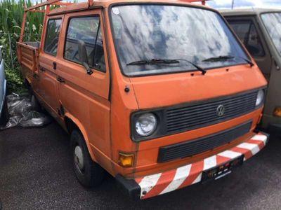 gebraucht VW T3 DOKA TD