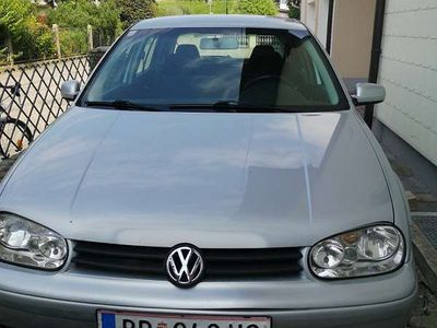 gebraucht VW Golf IV Klein-/ Kompaktwagen