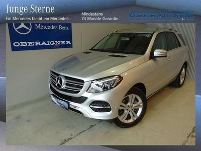 brugt Mercedes GLE250 D 4MATIC