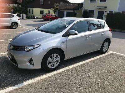 gebraucht Toyota Auris 1,8 VVT-i Active Limousine
