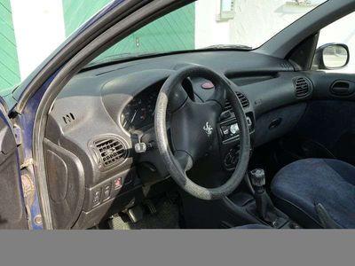 gebraucht Peugeot 206 XT HDI 5T Limousine
