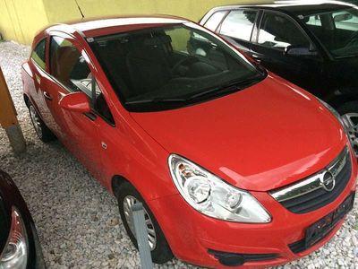 gebraucht Opel Corsa 1,0 Fix Preis-31000km-1 Besitz-Pickerl Neue Klein-/ Kompaktwagen