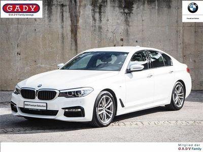 gebraucht BMW 520 5er-Reihe d Limousine,
