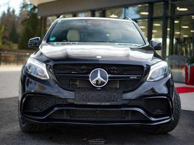 gebraucht Mercedes GLE63 AMG AMG -Klasse Allrad (W166) Mercedes- S 4Matic Aut.