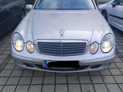 gebraucht Mercedes E220 Classic CDI Sequentronic