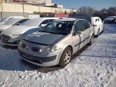 gebraucht Renault Mégane Expression Komfort 1,9 dCi