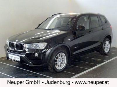 gebraucht BMW X3 xDrive 20d Österreich-Paket SUV / Geländewagen