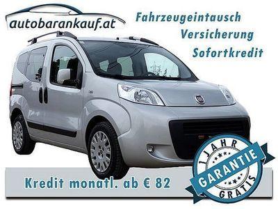 gebraucht Fiat Qubo 1,4 73 Dynamic