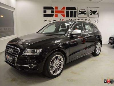 gebraucht Audi SQ5 3,0 TDI quattro DPF / Exclusive / B&O Sound /