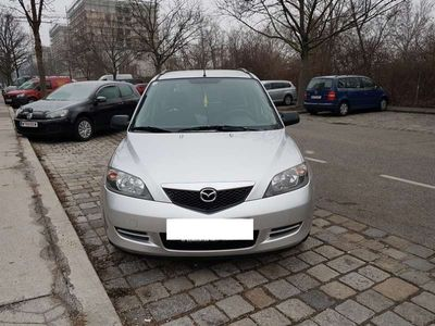 gebraucht Mazda 2 1.25i/CE/KLIMA Kombi / Family Van,
