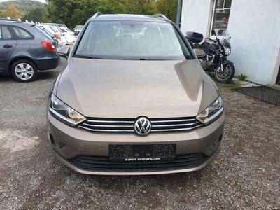 gebraucht VW Golf Sportsvan Rabbit 1,6 BMT TDI DSG