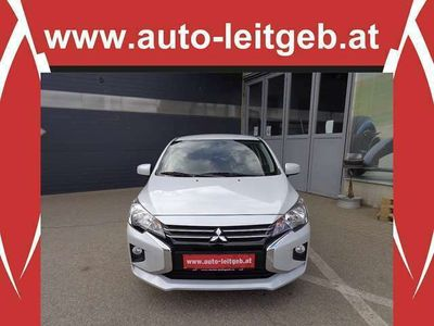 gebraucht Mitsubishi Space Star 1,2 MIVEC Invite AS&G