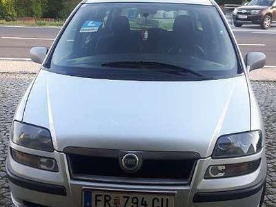 gebraucht Fiat Ulysse Ulysse 179Kombi / Family Van