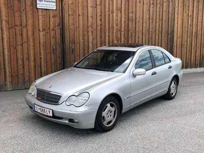 gebraucht Mercedes C200 Classic CDI Ohne TÜV Schiebedach Tempomat 2 Hand