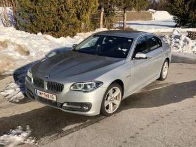 gebraucht BMW 528 5er-Reihe Allrad (F10) xDrive Aut.