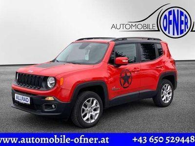gebraucht Jeep Renegade 2,0 MultiJet II 120 Longitude AWD
