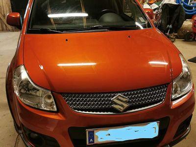 gebraucht Suzuki SX4 1,6 GLX 5DR Crossline Shin Limousine