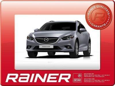 gebraucht Mazda 6 Sport Combi CD150 Attraction Kombi