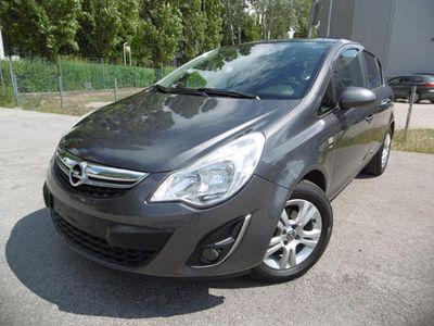 used Opel Corsa 1,3 CDTI EcoFlex SATELLIT DPF EURO 5, NAVI, KLIMA