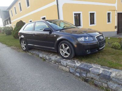 gebraucht Audi A3 A32l Diesel Klein-/ Kompaktwagen