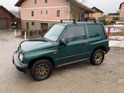 brugt Suzuki Vitara 2,0 VU TD 4WD SUV / Geländewagen,