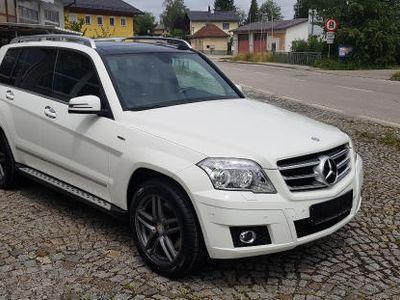 gebraucht Mercedes GLK350 CDI 4MATIC Aut.EDITION 1 DESIGNO