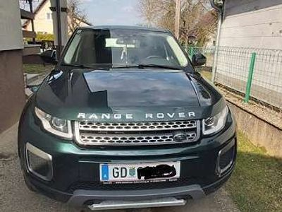 gebraucht Land Rover Range Rover evoque Evoque Ränge Rover Pure 2,0 TD SUV / Geländewagen