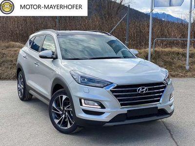 gebraucht Hyundai Tucson LEVEL 6 2,0 CRDi 4WD