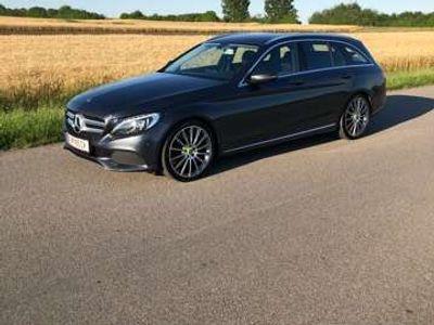 gebraucht Mercedes C180 T BlueTEC Avantgarde A-Edition Plus Aut.