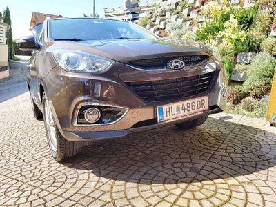 gebraucht Hyundai ix35 2.0 CRDi Premium 4WD SUV / Geländewagen