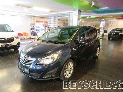 used Opel Meriva 1,4 EcoTec Turbo Cosmo