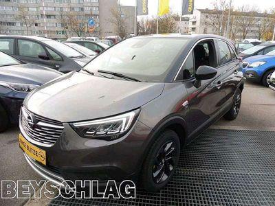 gebraucht Opel Crossland X 1,5 CDTI ECOTEC BlueInj. 120 Jahre ... SUV / Geländewagen