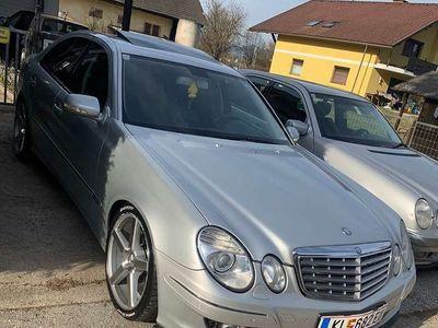 gebraucht Mercedes E320 E-KlasseLimousine