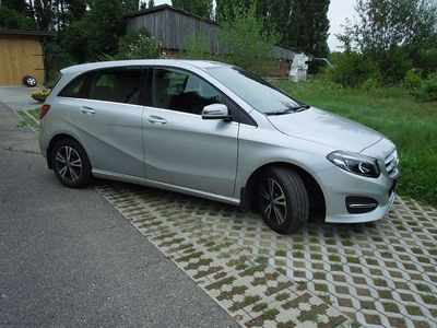 gebraucht Mercedes B200 B-Klassed Klein-/ Kompaktwagen