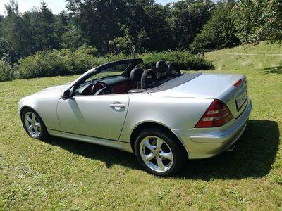 gebraucht Mercedes SLK320 SLK-KlasseCabrio / Roadster