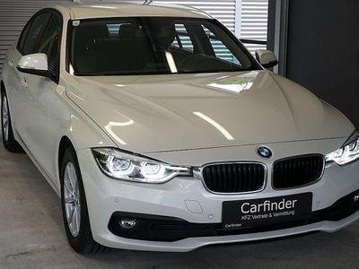 gebraucht BMW 320 d EfficientDynamics Advantage