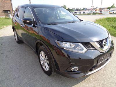 gebraucht Nissan X-Trail 1,6dCi Tekna Aut. 7-Sitze Panoramadach
