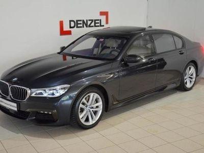 gebraucht BMW 750L i xDrive *VOLL* M-Paket, TV, Soft-Close-Aut.