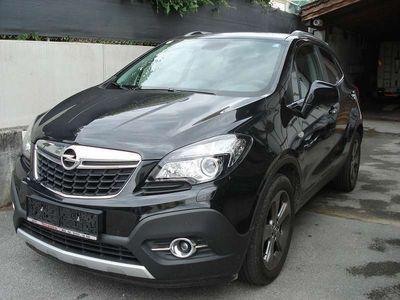 gebraucht Opel Mokka 1,7 CDTI Ecotec Cosmo Allrad 6-Gang SUV / Geländewagen,