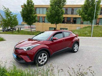 gebraucht Toyota C-HR 1,2T C-ENTER 4WD CVT